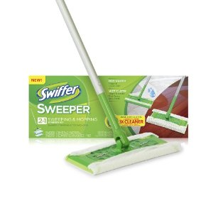 Swiffer Sweeper Wet Mopping Clothes Under 5 Shipped