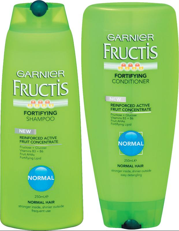 photograph regarding Garnier Printable Coupon identified as Conserve $1 Off Garnier Fructis Shampoo or Conditioner Printable