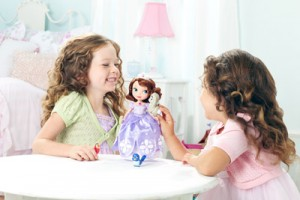 disney sofia talking doll